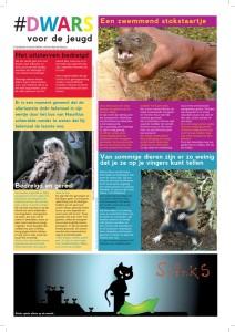 dwars175 kinderpagina bedreigde dieren