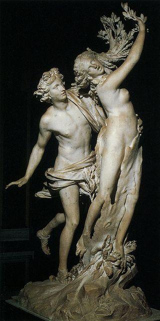 Apollon et Daphnée, Bernini
