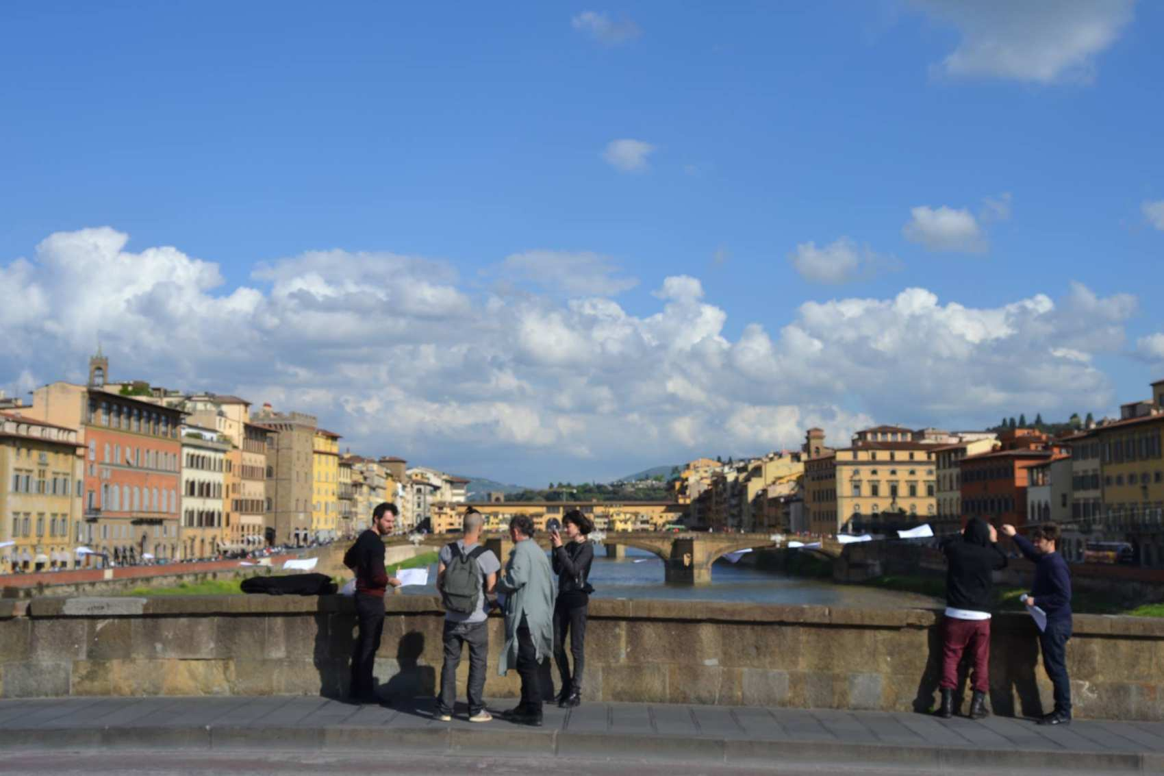Drawing, Marietje in Florence