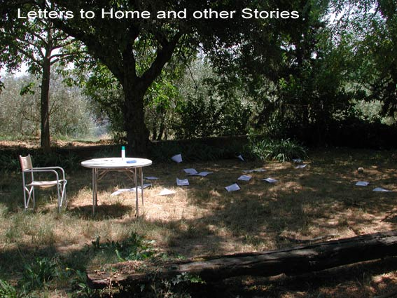 Letters to home and other stories