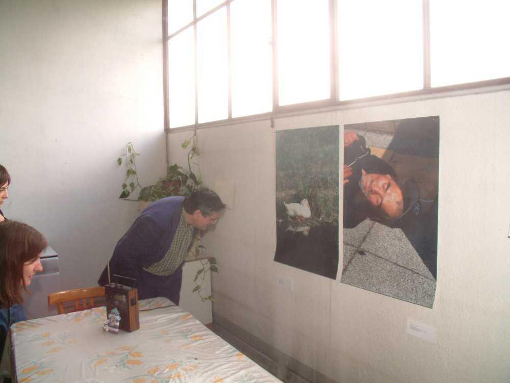exhibitor spread in prato, lanificio