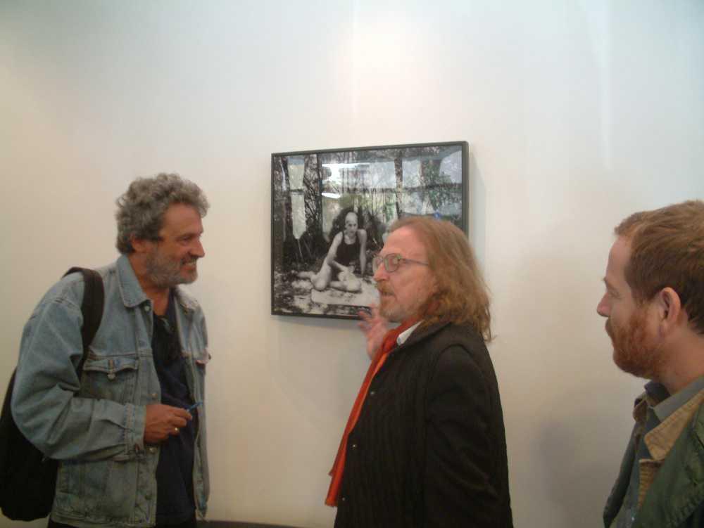 exhibition spread in prato, lanificio, curator pier luigi tazzi