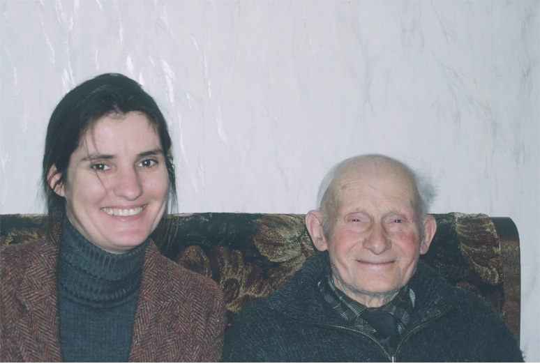 My grandfather and me